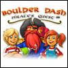 Boulder Dash - Pirate's Quest Game