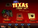 Tik's Texas Hold 'Em Screenshot