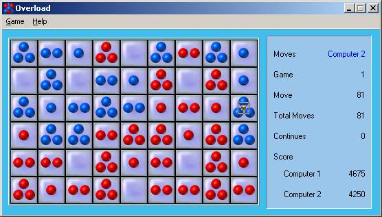 Download Overload - board logic game. Skin 1